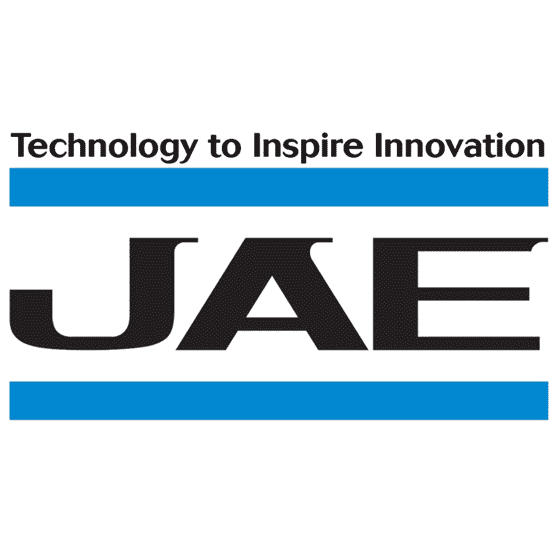 JAE logo - Technology to Inspire Innovation